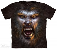 Футболка The Mountain Werewolf Face