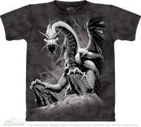 Футболка The Mountain Black Dragon