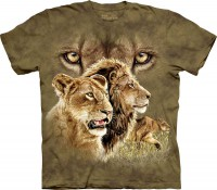 Футболка The Mountain Find 10 Lions