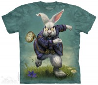 Футболка The Mountain White Rabbit
