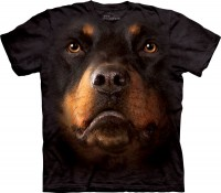 Футболка The Mountain ROTTWEILER FACE