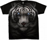 Футболка Liquid Blue MAJESTIC WHITE TIGER