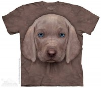 Футболка The Mountain WEIMARANER PUPPY