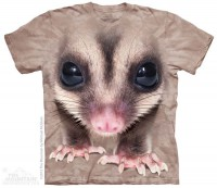 Футболка The Mountain BIG FACE SUGAR GLIDER