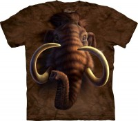 Футболка The Mountain MAMMOTH