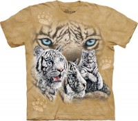 Детская футболка The Mountain FIND 12 TIGERS