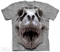 Футболка The Mountain T-REX BIG SKULL