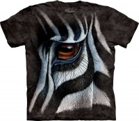 Футболка The Mountain Zebra eye