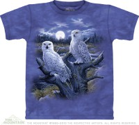 Футболка The Mountain Snowy Owls