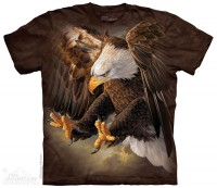 Camiseta Mountain Freedom Eagle