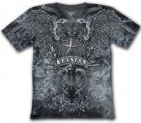 T-shirt Krasar the two-headed eagle