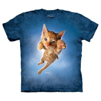 La camiseta de Mountain Pounce Peeps