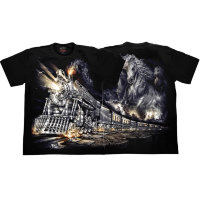 T-shirt Locomotive Rock Chang
