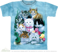 T-shirt The Mountain Kittens