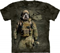 T-shirt The Mountain JTAC WARDOG