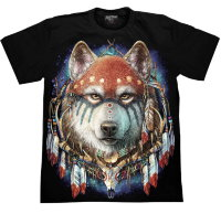 T-Shirt Rock Chang Wolf Spirit