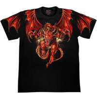 T-shirt Rock Chang Dragon Totem