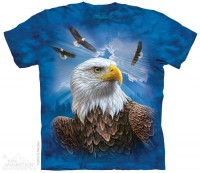 Camiseta Mountain Eagle Guardian