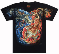 T-shirt Rock Chang Yin Yang