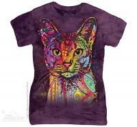 Camiseta de mujer The Mountain Abyssinian