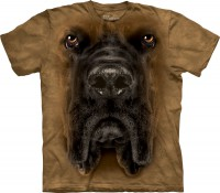 Футболка The Mountain MASTIFF FACE
