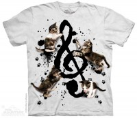 Camiseta The Mountain Music Kittens
