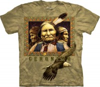 Camiseta The Mountain Geronimo