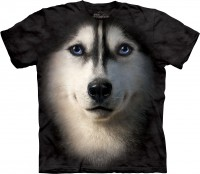 T-shirt The Mountain SIBERIAN FACE