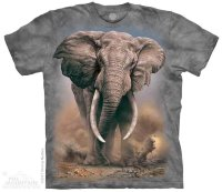 Футболка The Mountain African Elephant