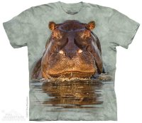 T-shirt The Mountain Hippo