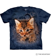 The Mountain Pounce Captain Snuggles T-shirt