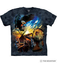 Camiseta The Mountain Blessings of Peace