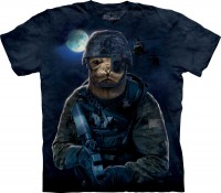 T-shirt The Mountain NAVY SEAL