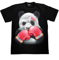 T-shirt Rock Chang Panda Boxer