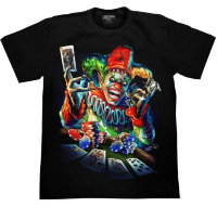T-Shirt Rock Chang Jester