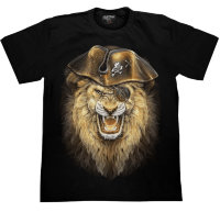 Camiseta Rock Chang Lion Pirate