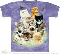 Camiseta The Mountain 10 Kittens