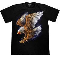 Camiseta Rock Chang Eagle
