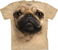 T-shirt The Mountain PUG