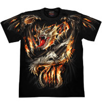T-shirt Rock Chang Fire Dragon