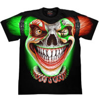 T-shirt Rock Chang Funny Clown