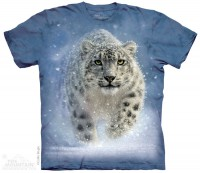 Camiseta The Mountain Snow Ghost