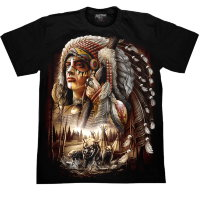 Camiseta Rock Chang Volce Tribe