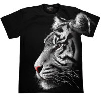 T-shirt Rock Chang White Tiger