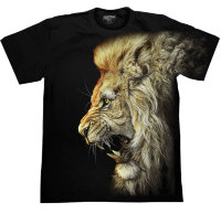 Camiseta Rock Chang Terrible Lion