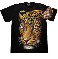 Camiseta Rock Chang Leopard