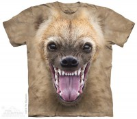 Футболка The Mountain Big Face Hyena