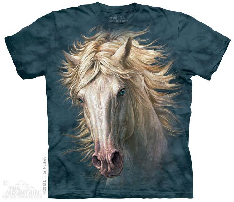Картинки футболка с лошадьми