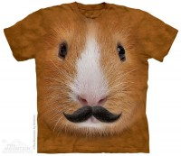 Футболка The Mountain Big Face Incognito Guinea Pig